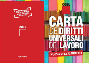 Firma per la Carta dei diritti universali del lavoro