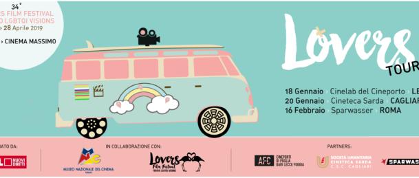 Al via il LOVERS TOUR!