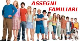 ASSEGNI FAMILIARI