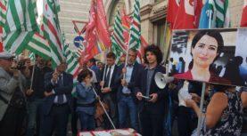 Presidio per il popolo Curdo