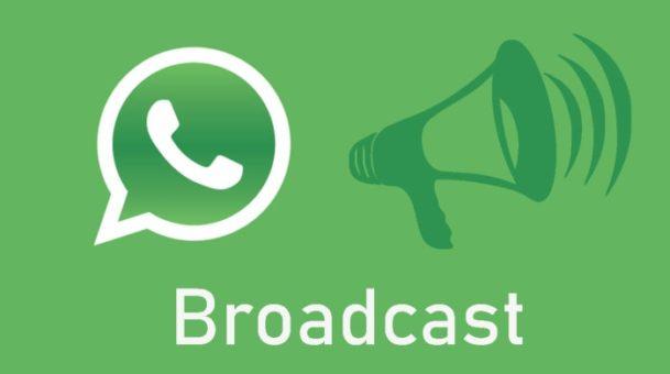 💚 LA FISAC anche in Broadcast WhatsApp! 💚